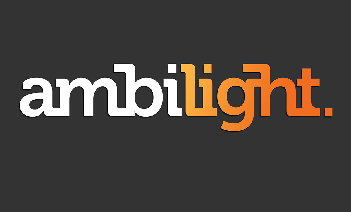 Ambilight Logo: By Factory, Digital Agency In Manchester