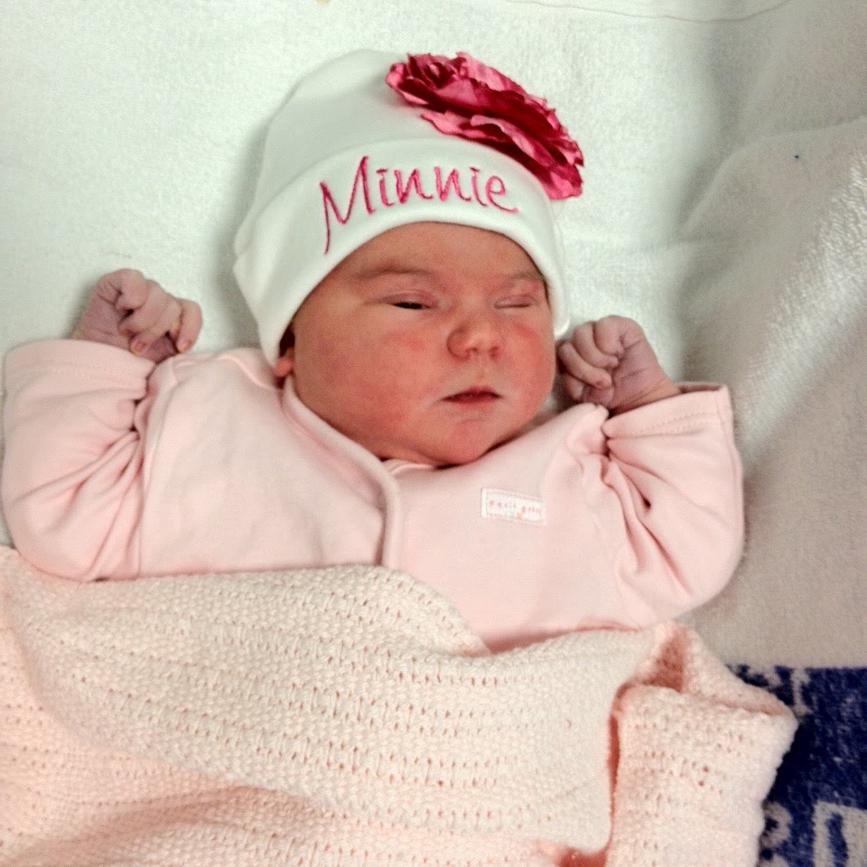 Isla Simone Minnie | Welcome to the world Isla: By Factory, Digital Agency In Manchester