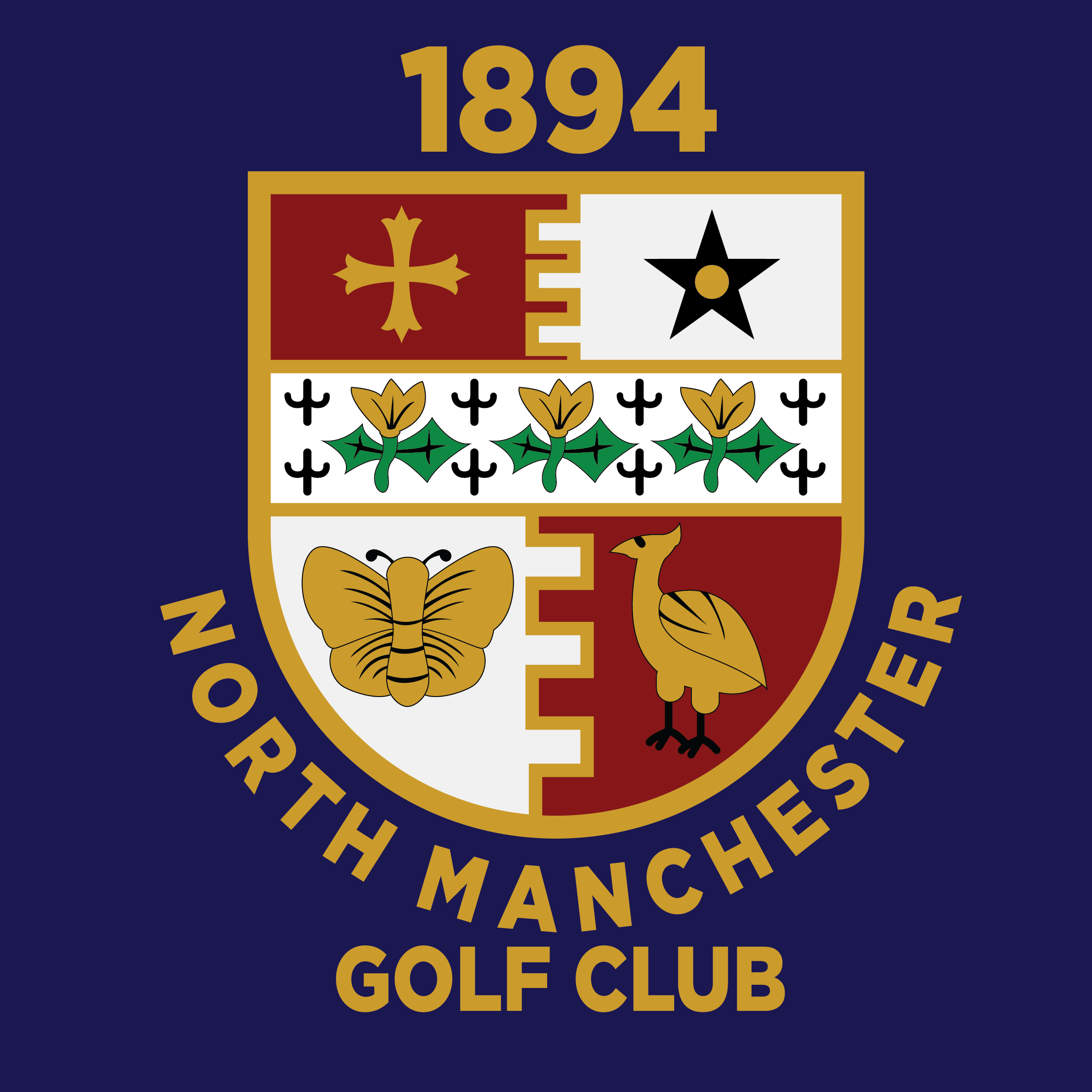 NMGC North Manchester Golf Club.