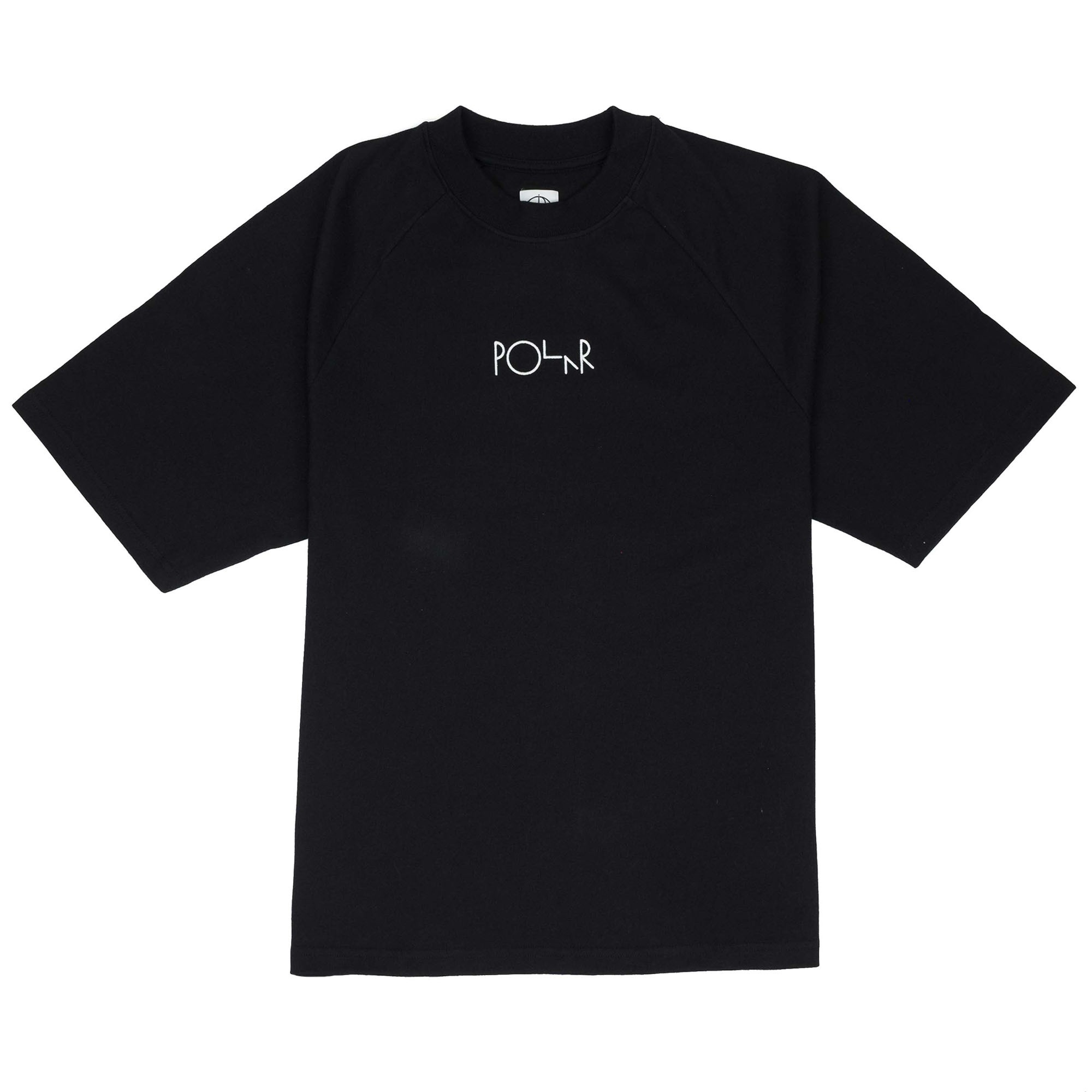Polar Skate Co. Default T Shirt - Black