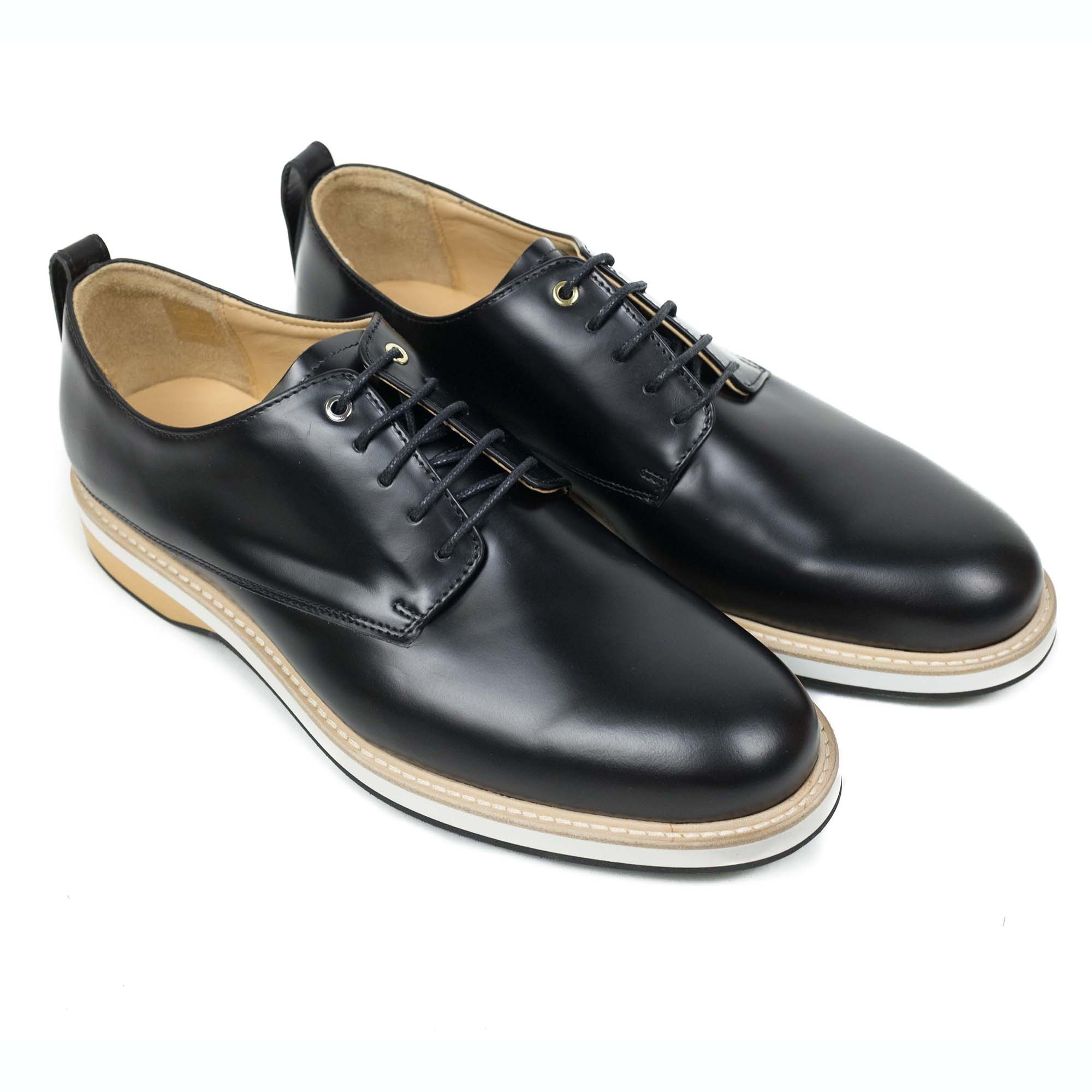 WANT Les Essentiels Montoro Derby - Black