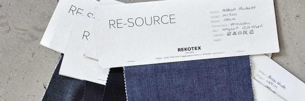 Rekote partnered with Filippa K