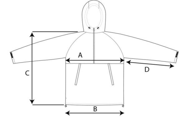 Ripstop Jacket Size