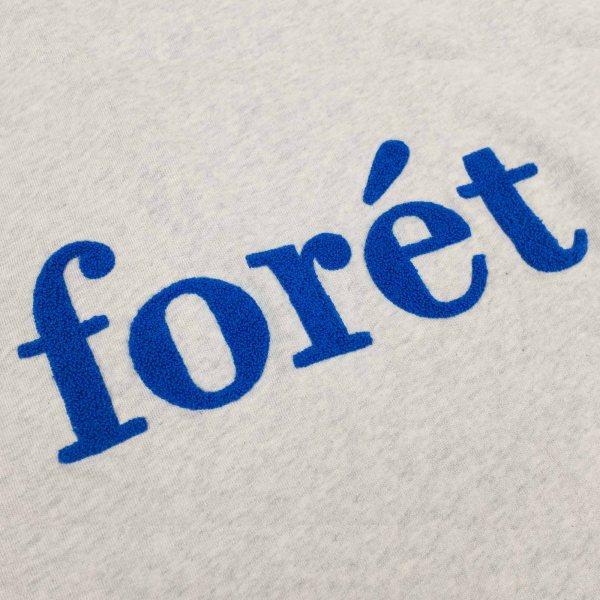 forét Spruce Hoodie - Oatmeal/Blue