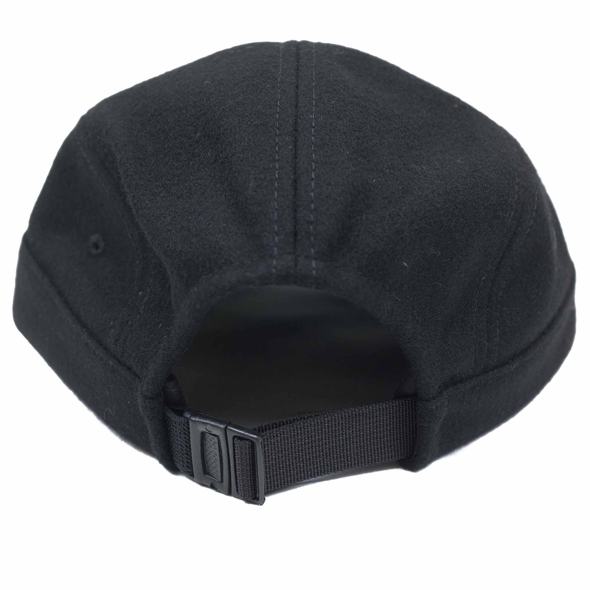 Polar Skate Co. Wool Speed Cap - Black