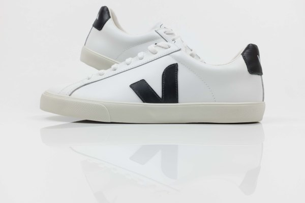 Veja Esplar Low  Sneakers - Extra White Black