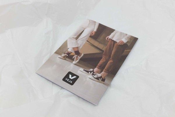 Veja booklet