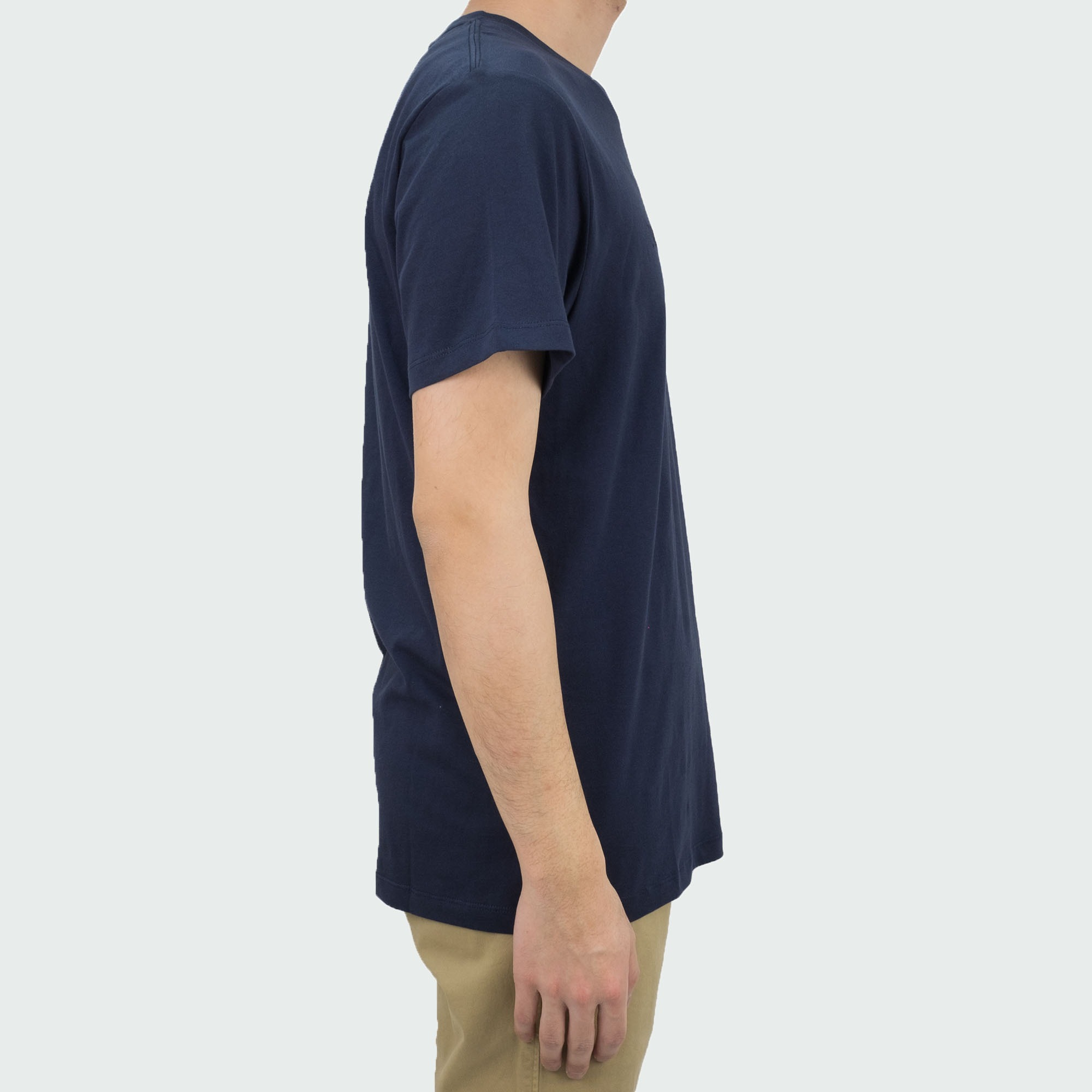 NN07 Michael 3234 Tee - Navy Blue