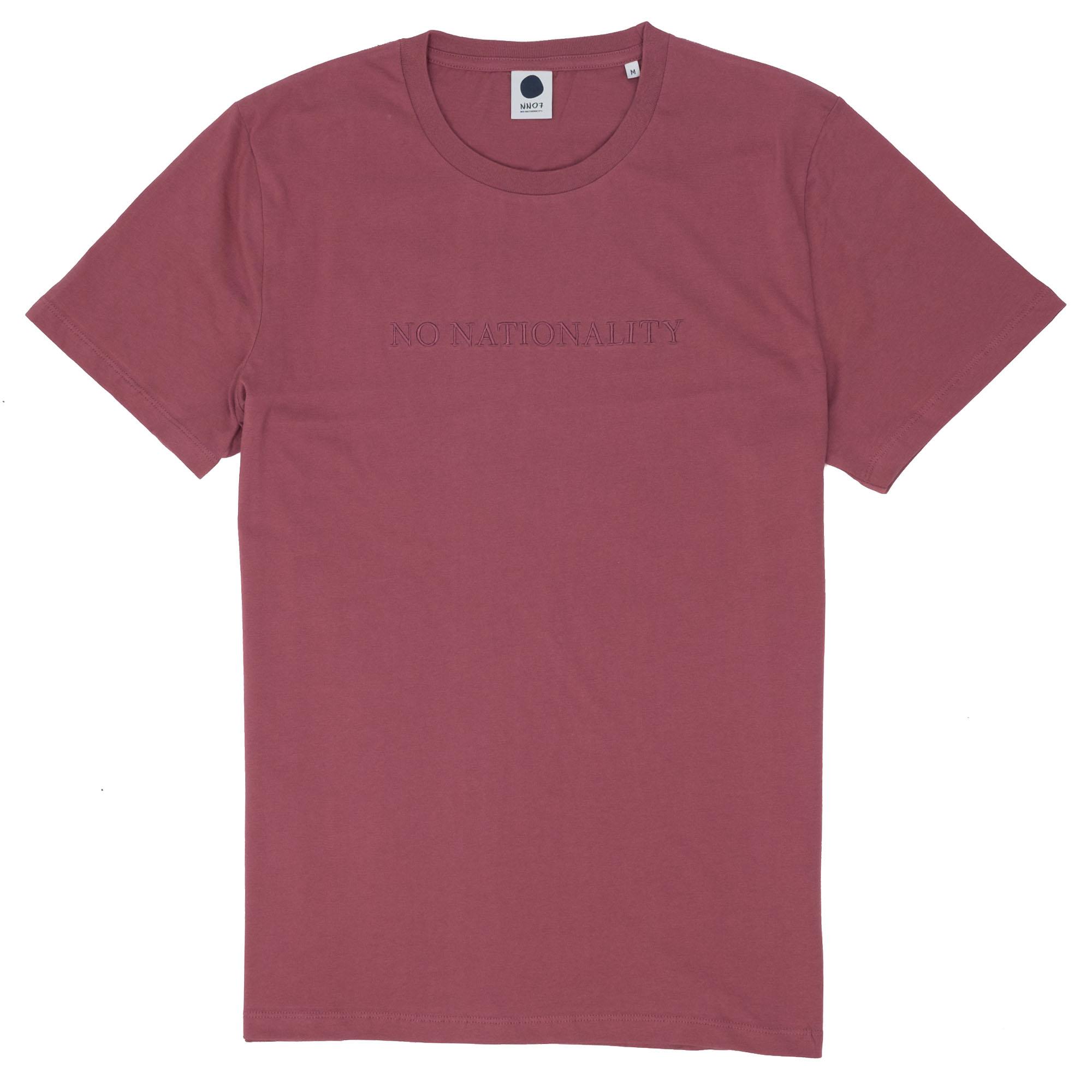 NN07 Michael 3234 Tee - Red Slate