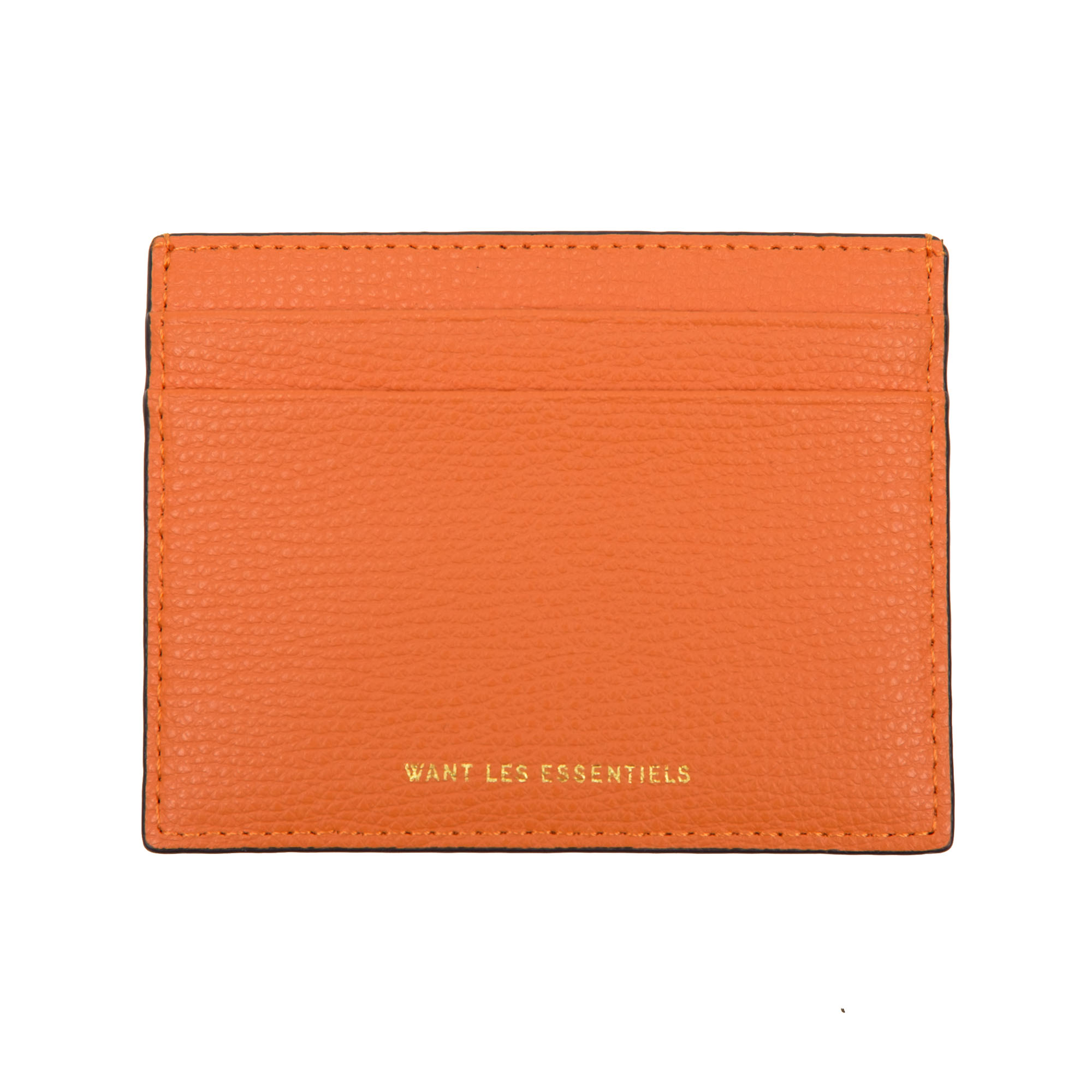 WANT Les Essentiels Branson Cardholder - Sunset grain