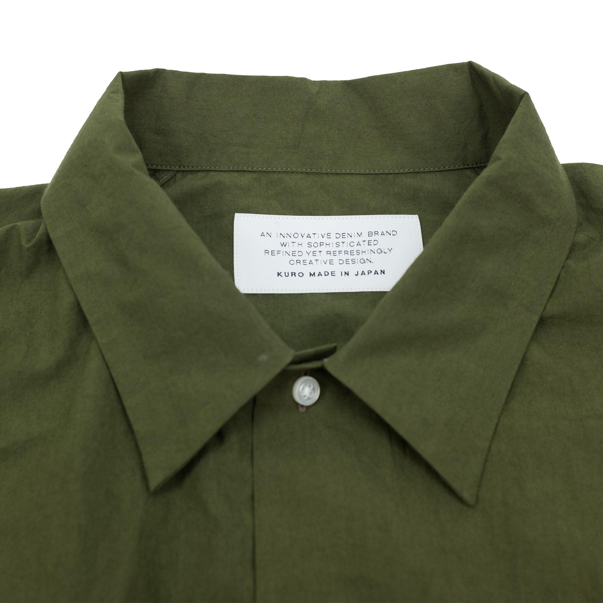 Dolman Sleeve S-S Shirt Khaki 5
