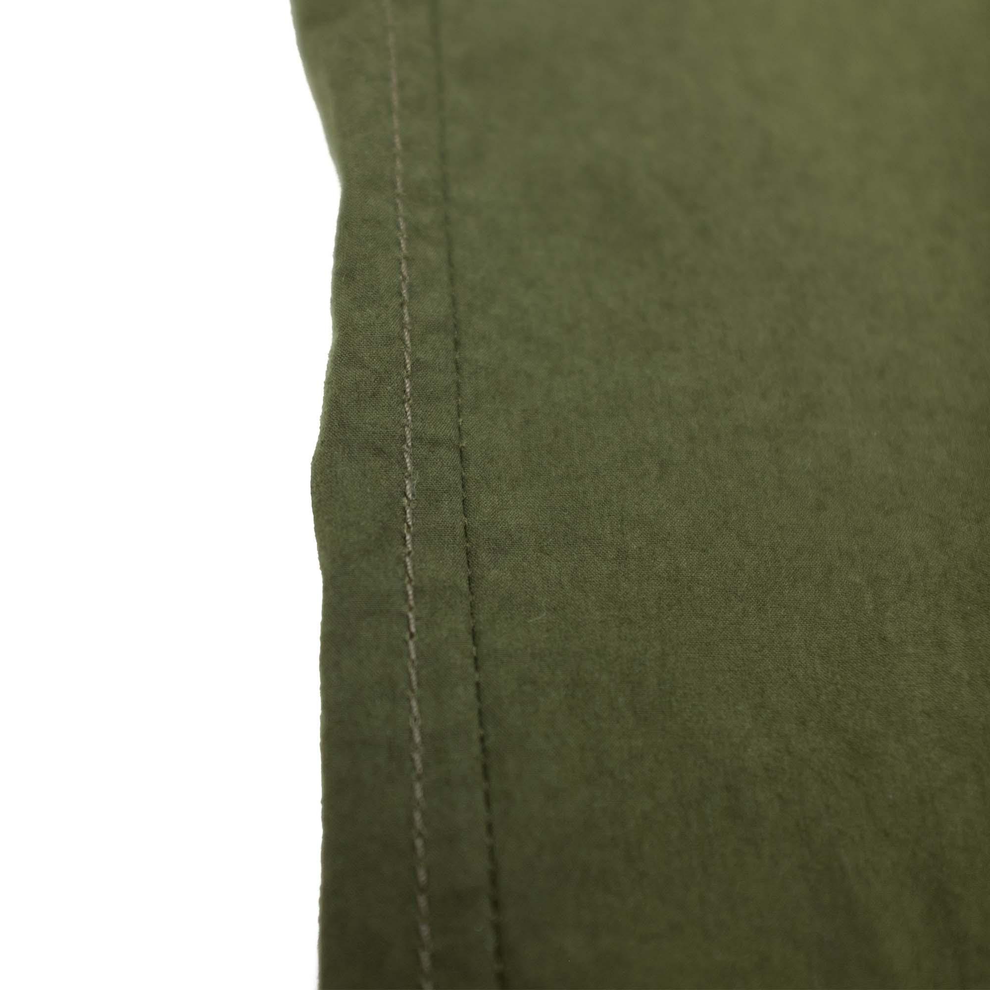 Kuro Dolman Sleeve S/S Shirt - Khaki