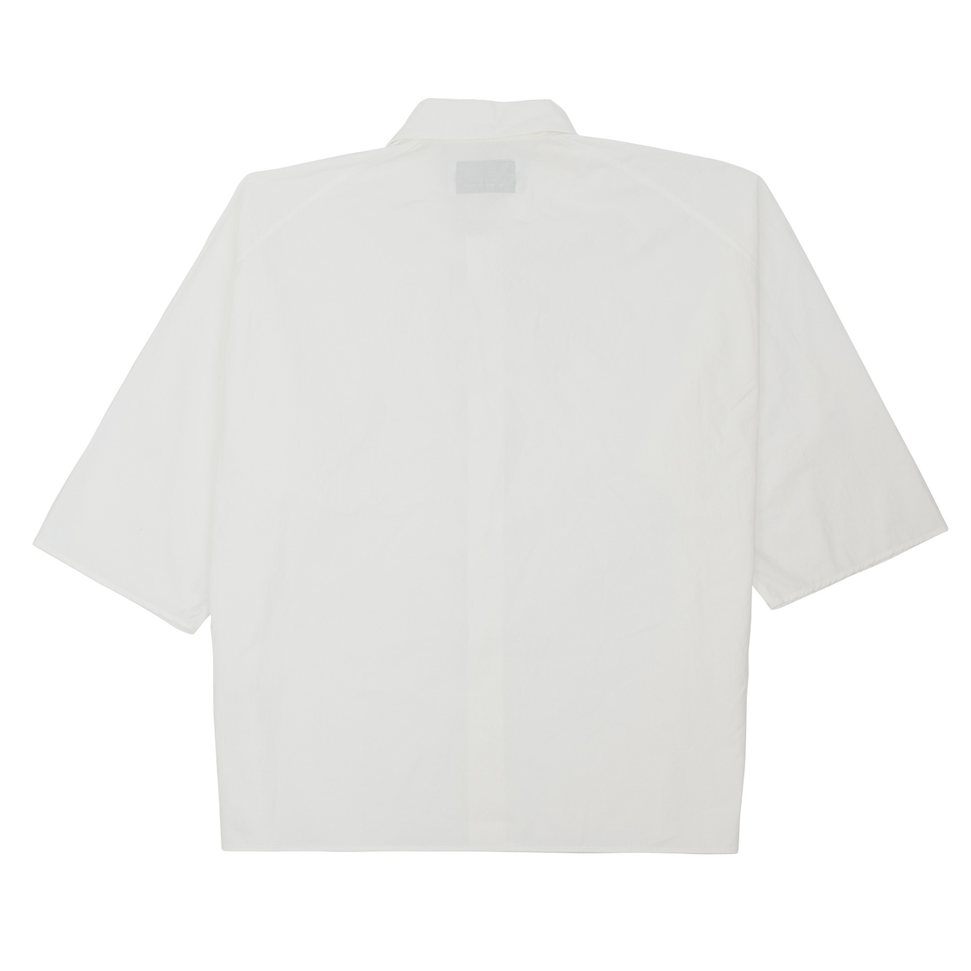Dolman Sleeve S-S Shirt Off White 9