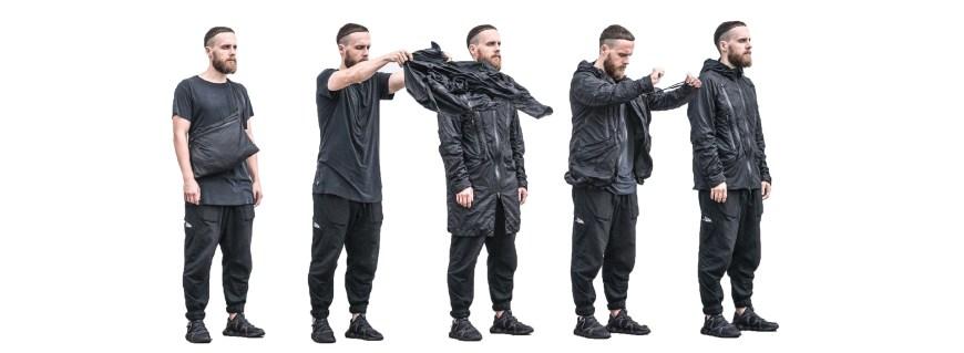 Riot Division Ultimate City Jacket - Black