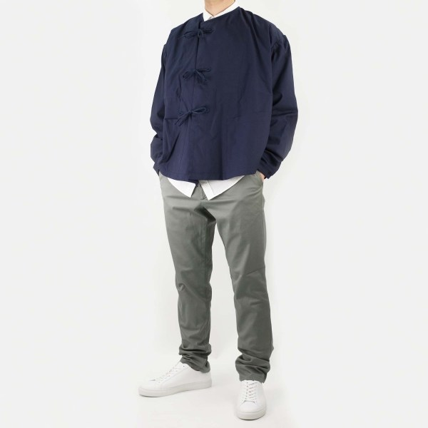 Filippa K Penn Cotton Twill Chino - Platoon