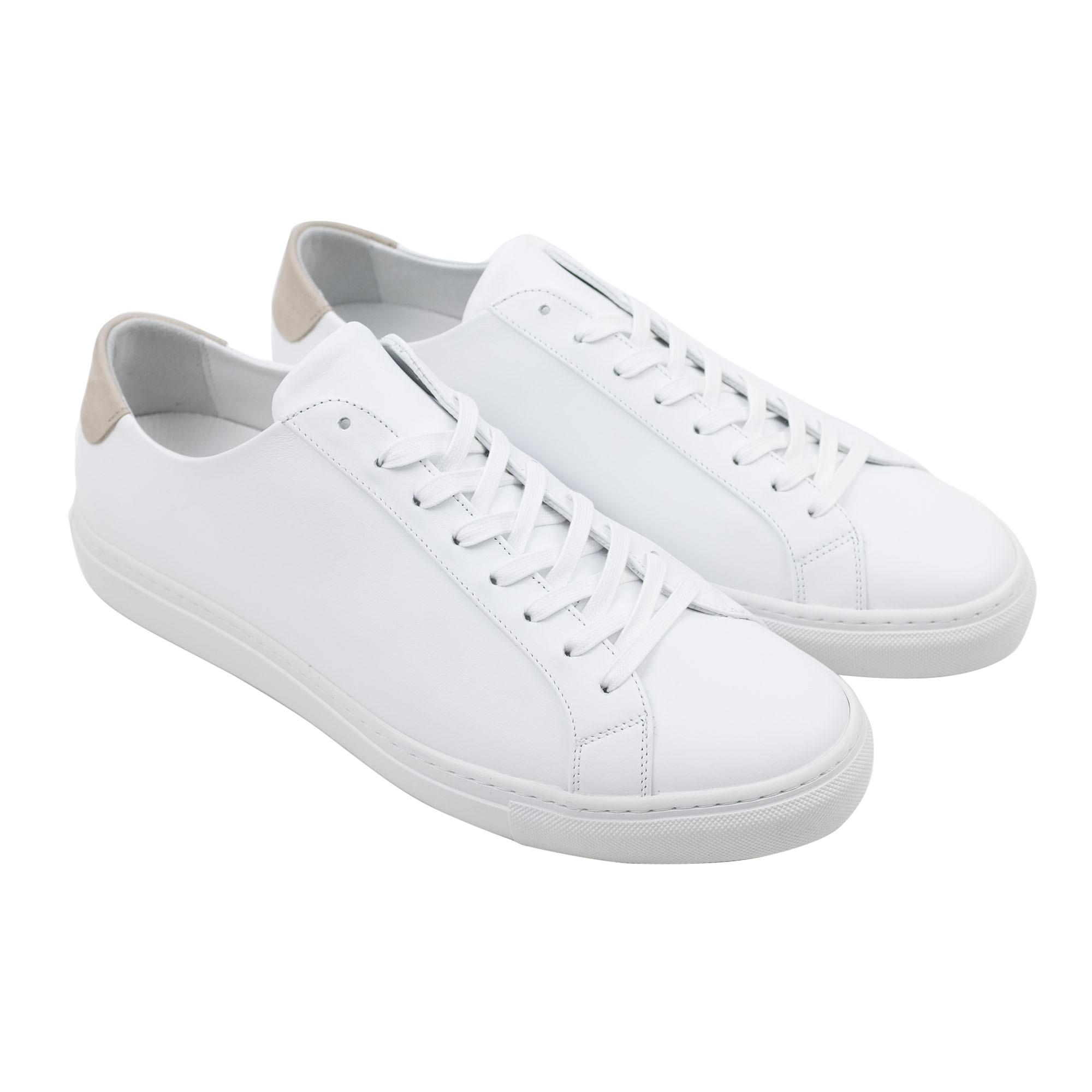 Filippa K Morgan Low Mix Sneakers - White