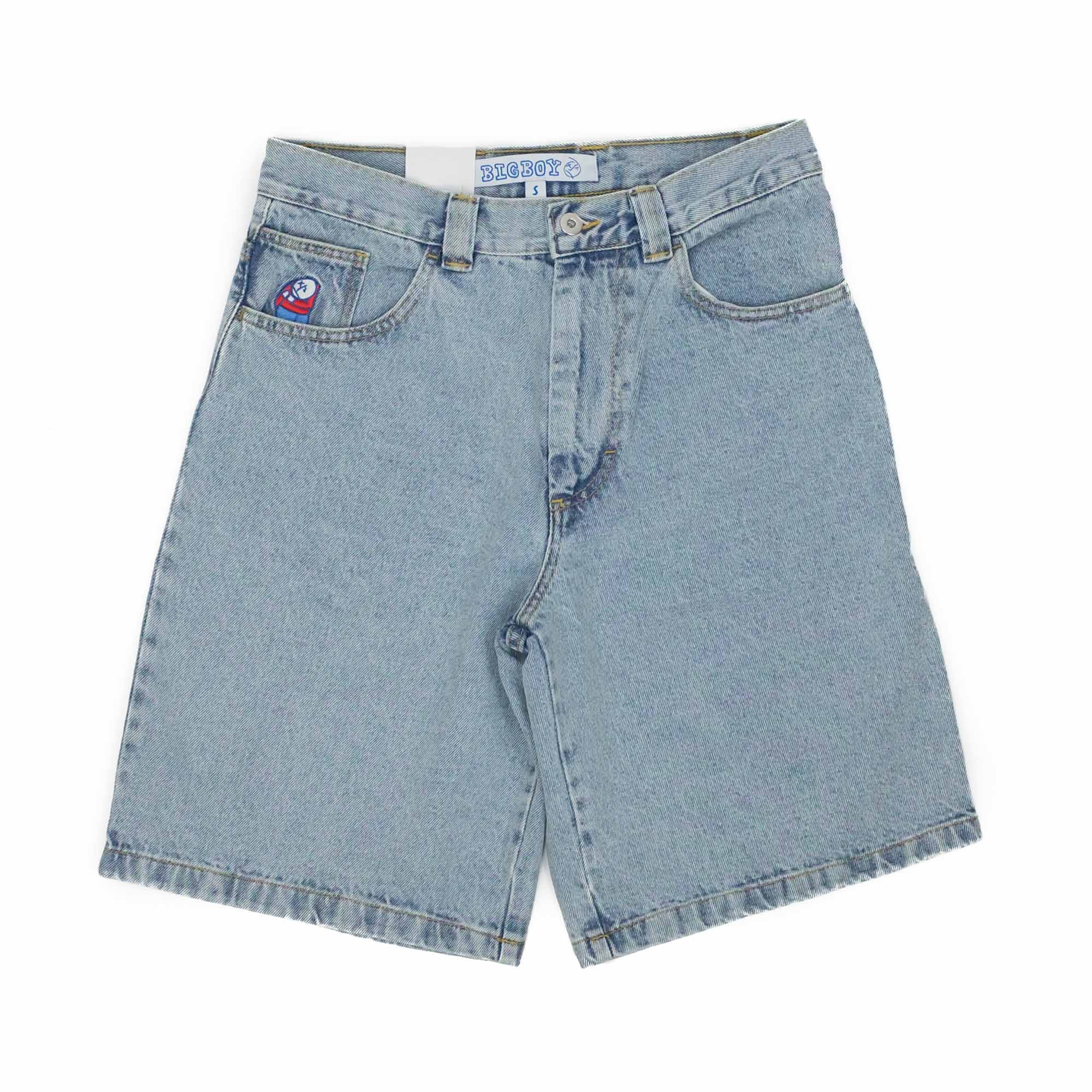 Polar Skate Co. Big Boy Shorts - Light Blue