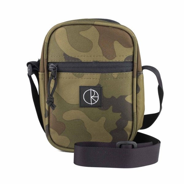 Polar Skate Co. Cordura Mini Dealer Bag - Camouflage