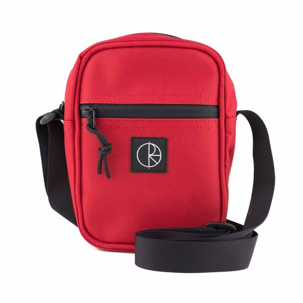 Polar Skate Co. Cordura Mini Dealer Bag - Red