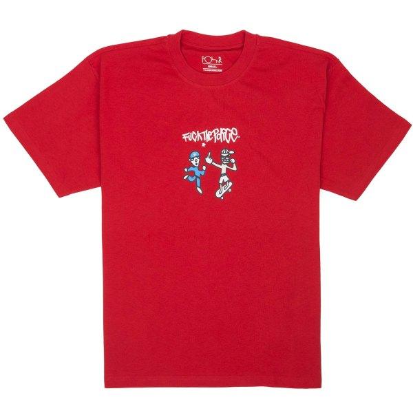 Polar Skate Co. FTP Tee - Red