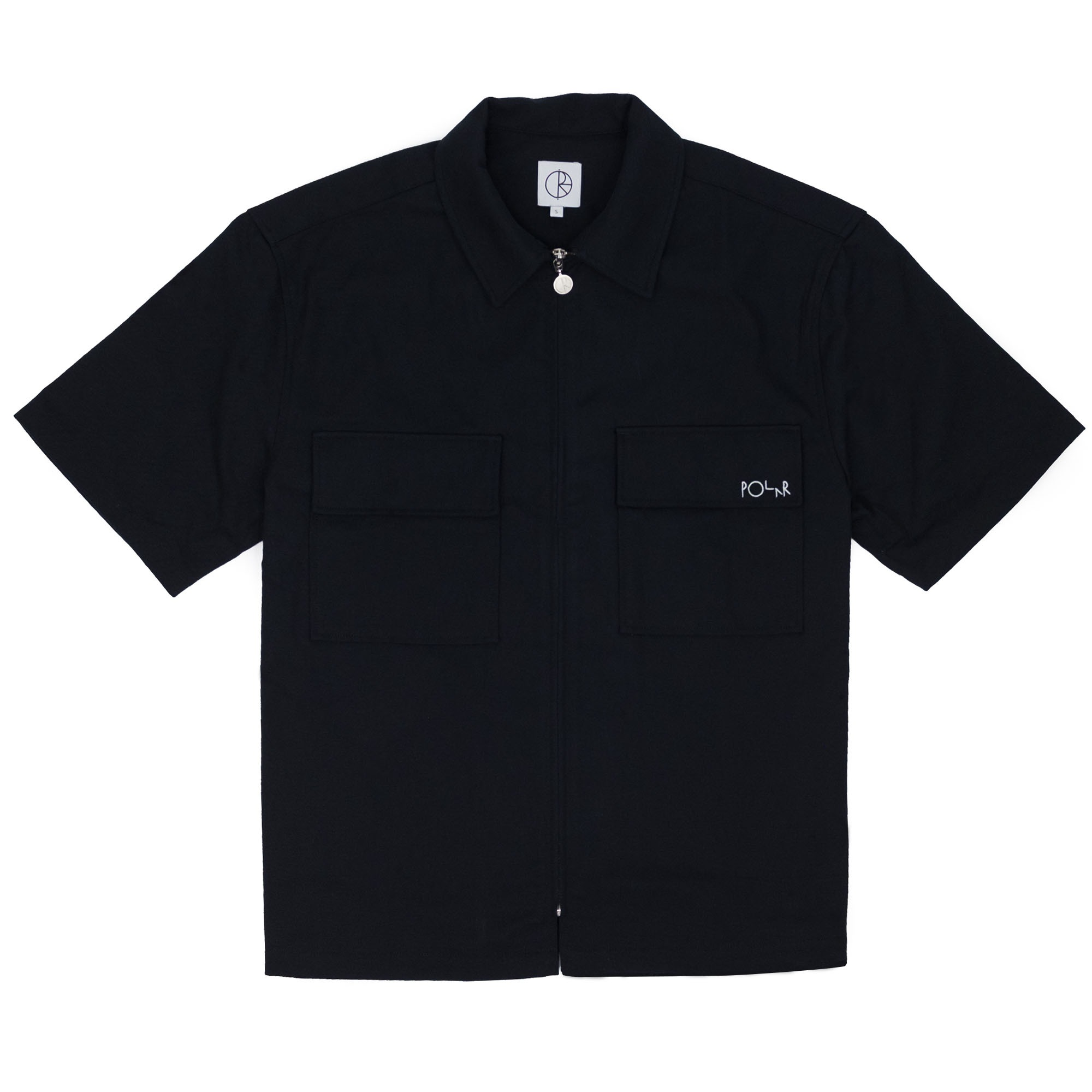 Polar Skate Co. Work Shirt - Black