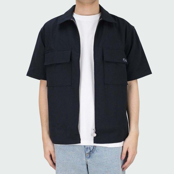 Polar Skate Co. Work Shirt - Black