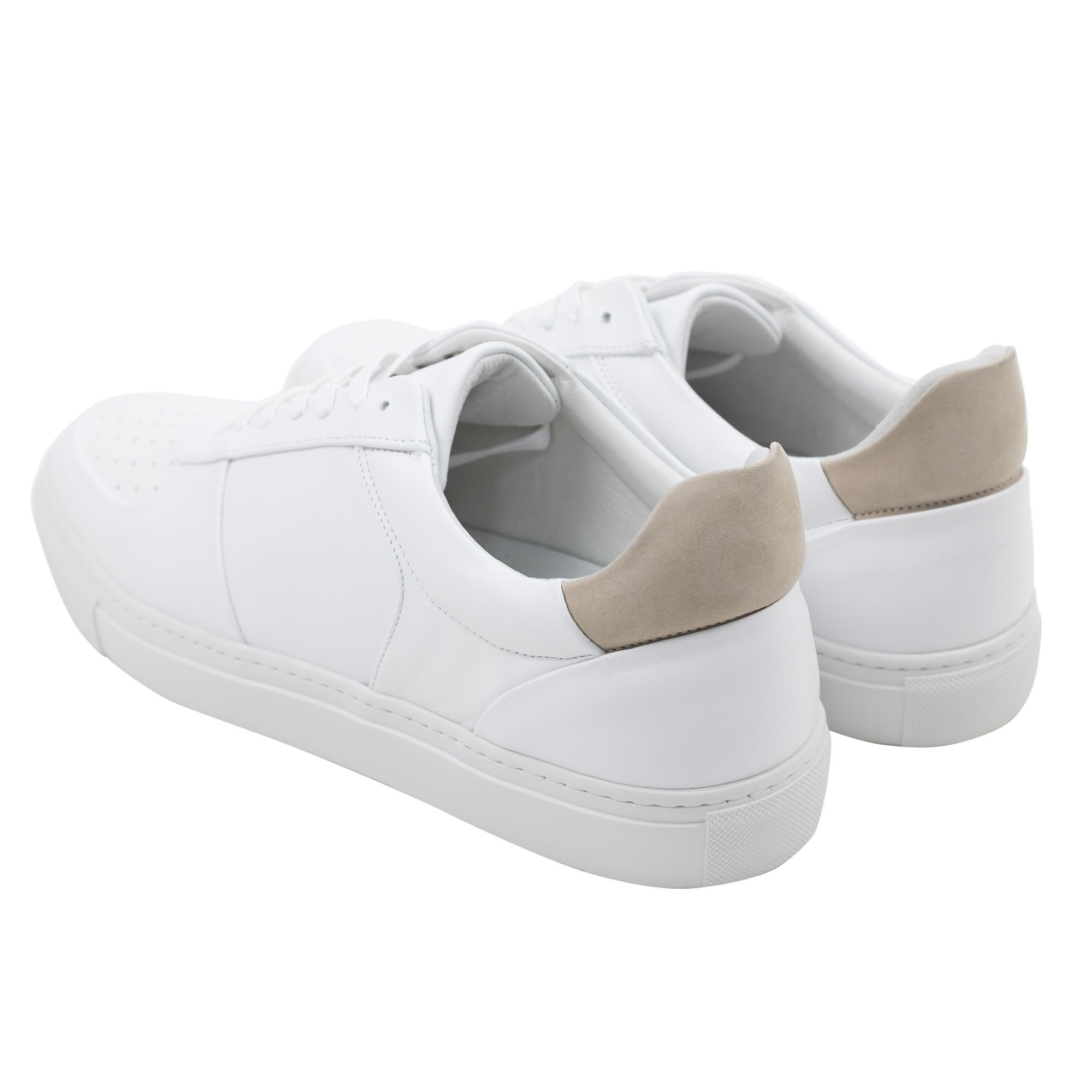 Filippa K Robert Low Mix Sneaker - White