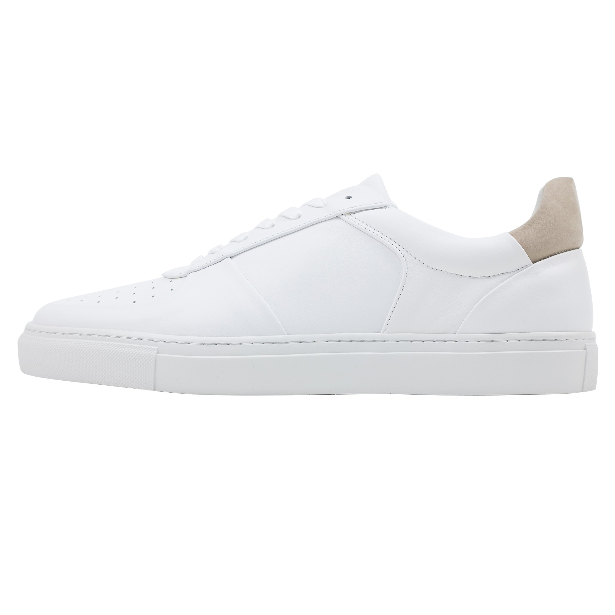 Filippa K Robert Low Mix Sneaker - White