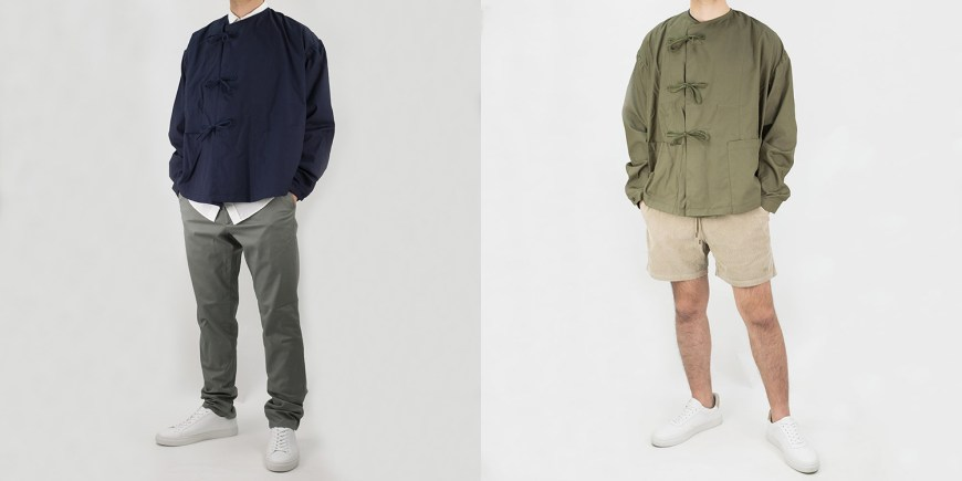 Monitaly Cropped Field Shell Jacket