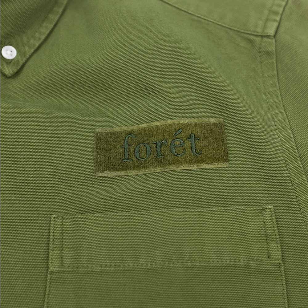 forét CUB SHIRT S-S - Army