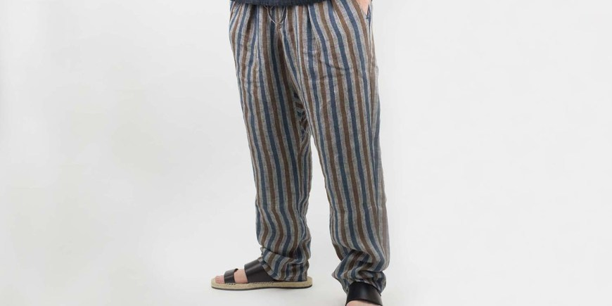 Monitaly Drop Crotch Pants blog