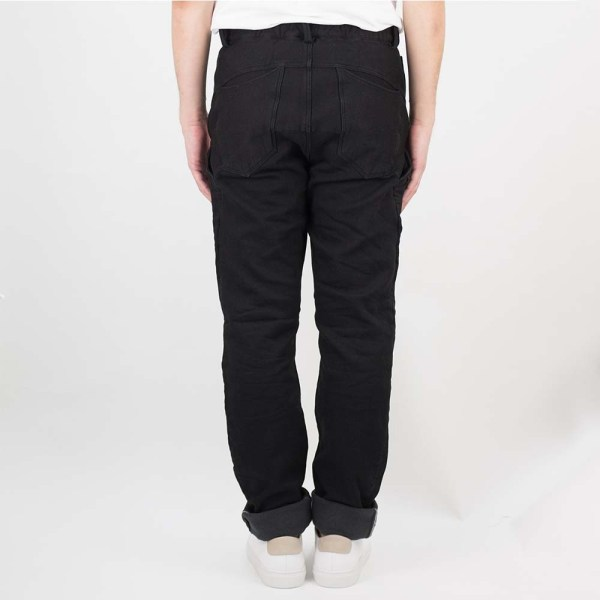 Stevenson Overall Co. Messenger Trousers - Black 3