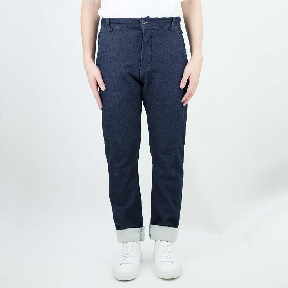 Stevenson Overall Co. Messenger Trousers - Indigo 2