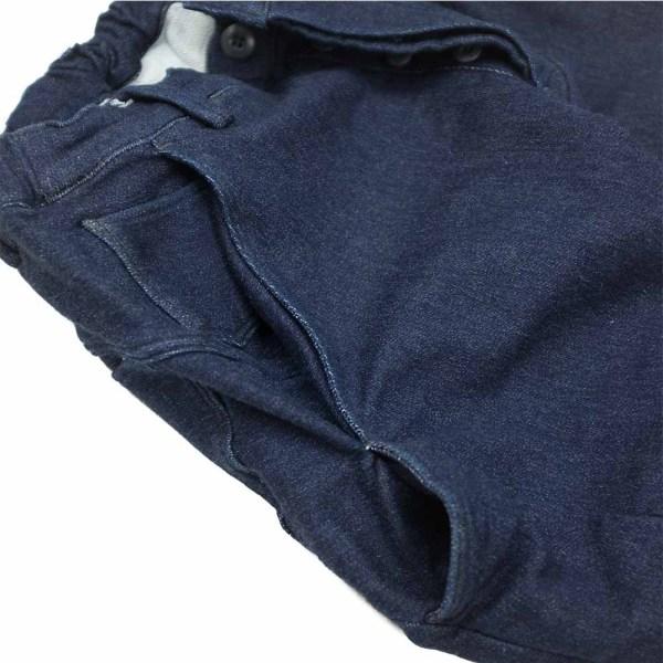 Stevenson Overall Co. Messenger Trousers - Indigo 6