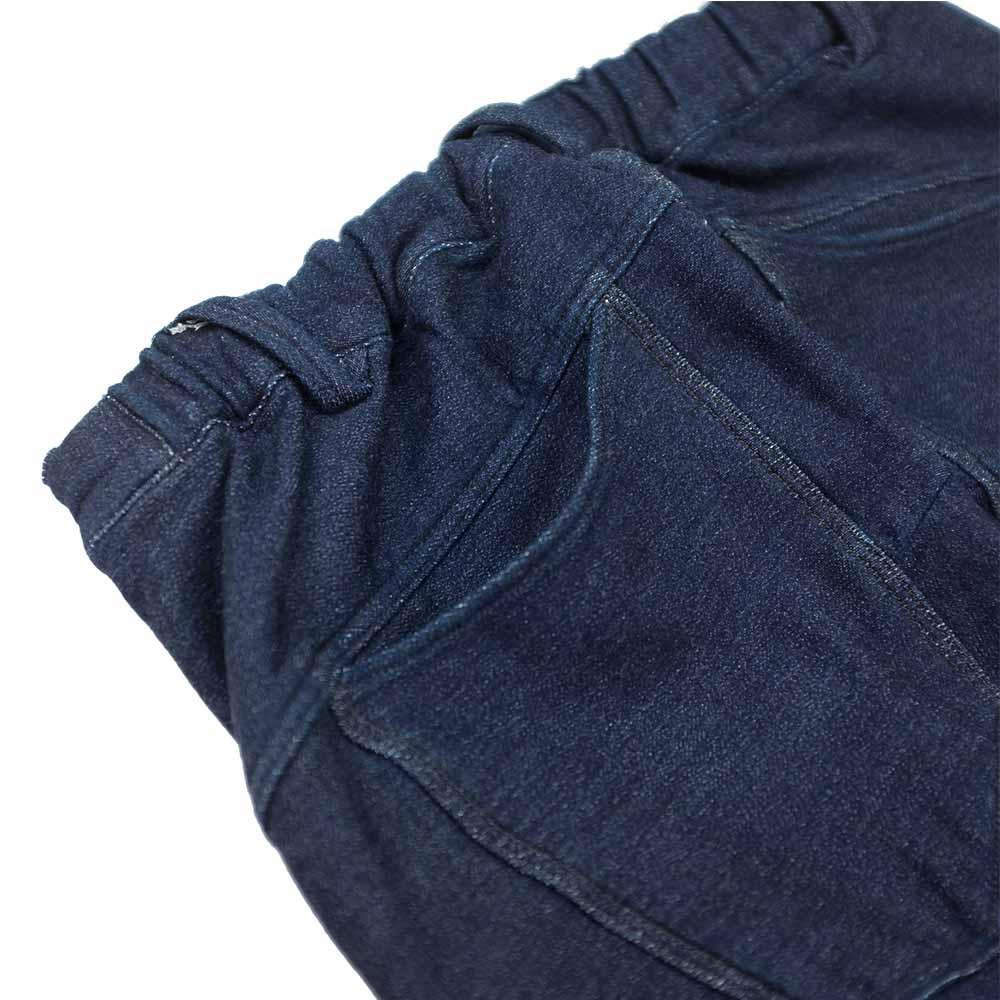 Stevenson Overall Co. Messenger Trousers - Indigo 7