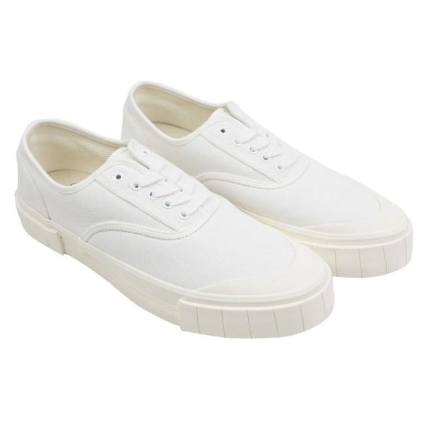 Good News Bagger 2 Low Sneaker - Off White