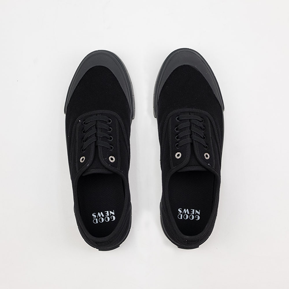 Good News Softball 2 Low Sneaker- Black 5