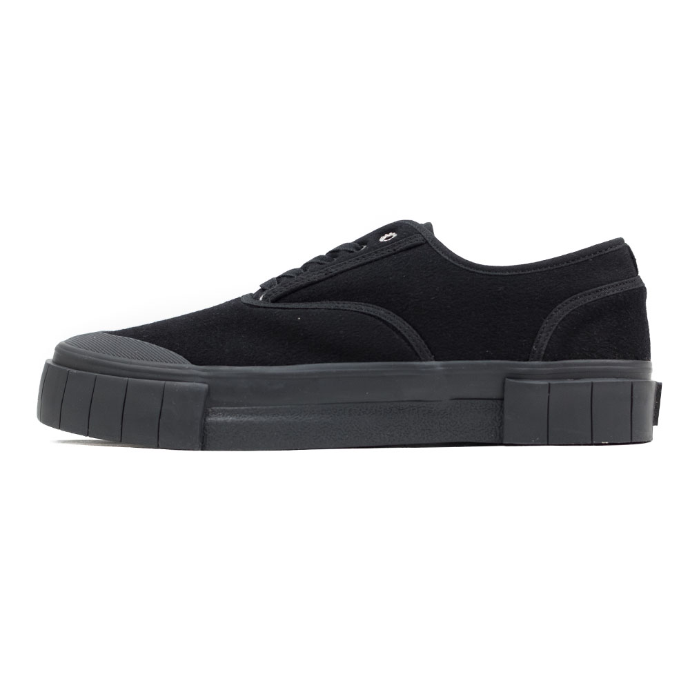 Good News Softball 2 Low Sneaker - Black