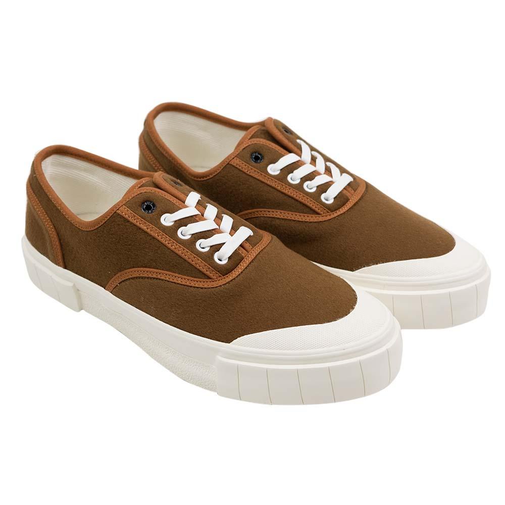 Good News Softball 2 Low Sneaker - Brown