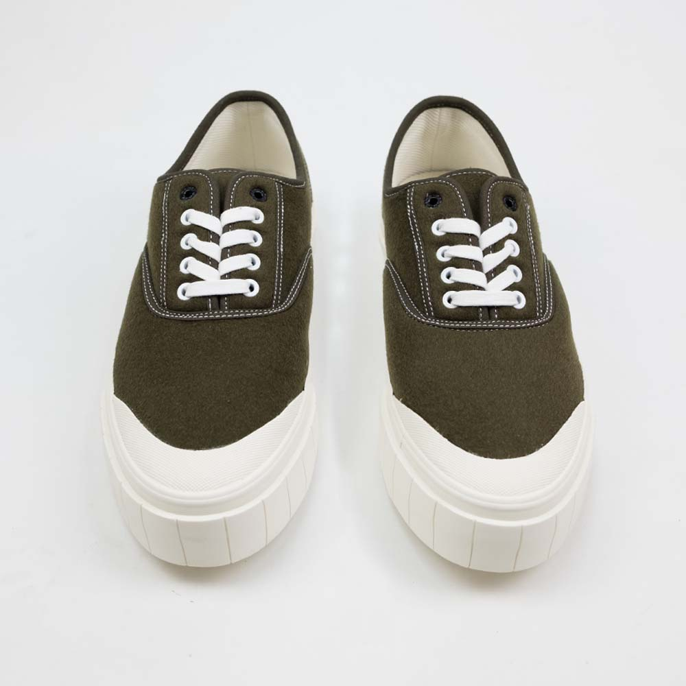 Good News Softball 2 Low Sneaker - Olive