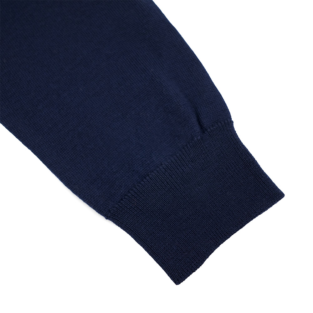 NN07 Martin Merino Sweater - Navy Blue