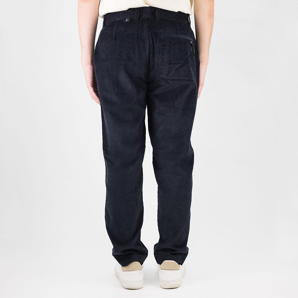 Folk Signal Pants - Charcoal Cord