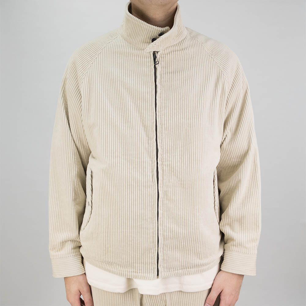 Kuro G9 Swing Top Jacket - Ivory
