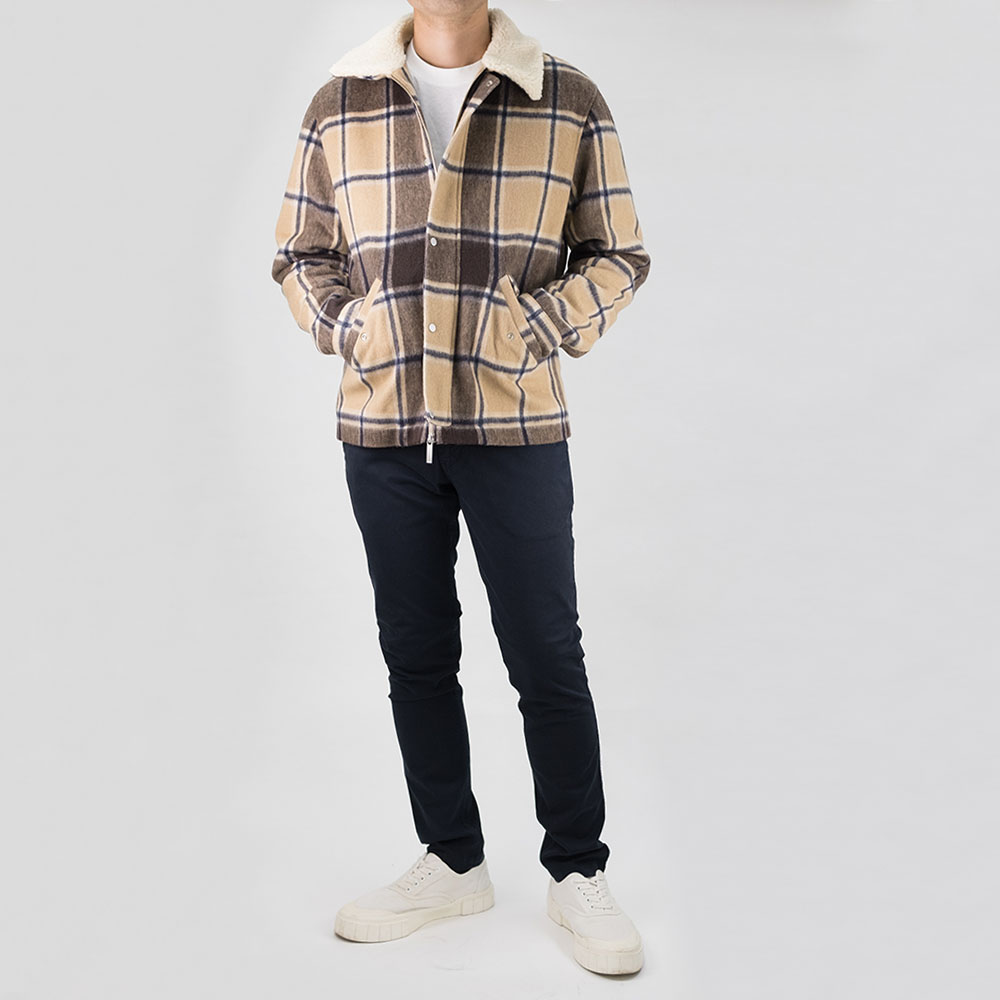 NN07 Louis Wool Jacket
