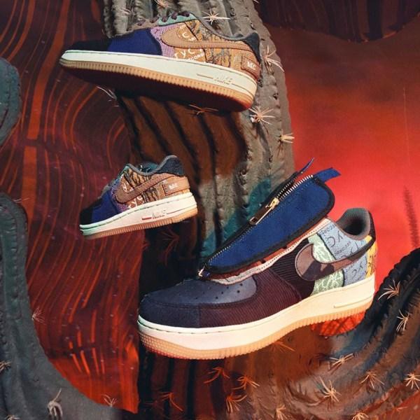 Nike x Travis Scott Air Force
