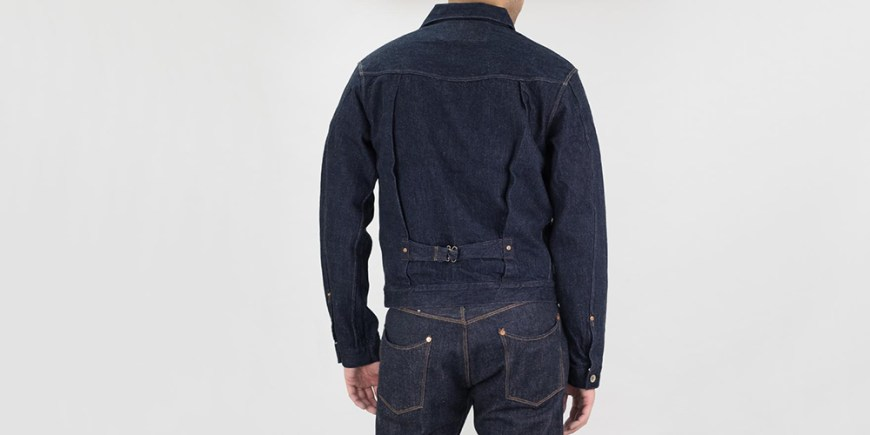 Stevenson Overall Co Saddle Horn Type II Jacket blog