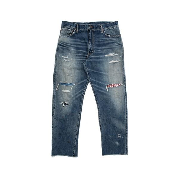Visvim peerless jeans