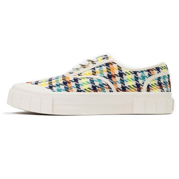 Good News Ace Sneaker - Neon Check