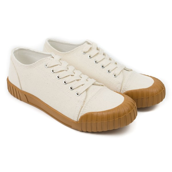 Good News Bagger Low Sneaker - Oatmeal Gum