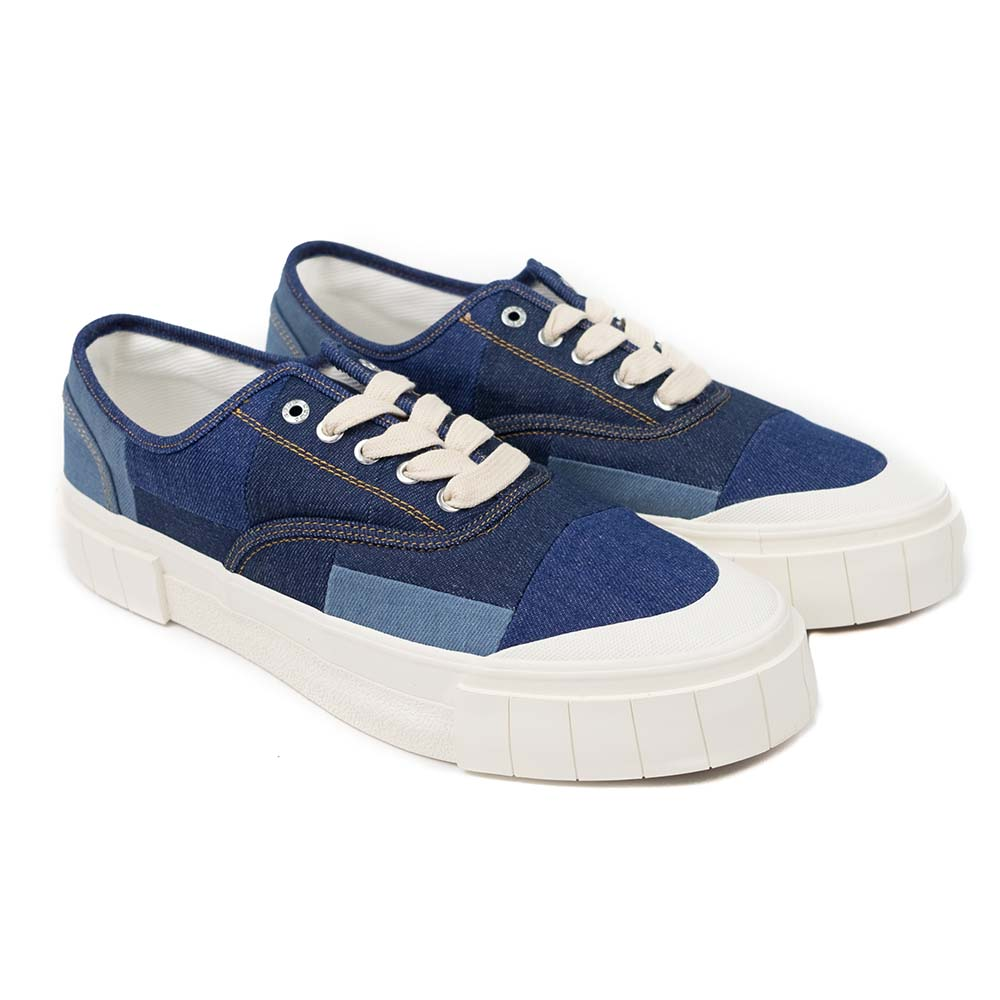 Good News Slider Sneaker - Denim